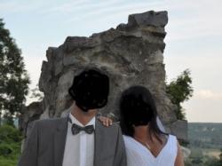 SUKNIA ŚLUBNA, KOLEKCJA EMMI MARRIAGE, SWAROVSKI