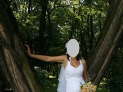 Suknia Ślubna kolekcja Pronovias, model Ladera