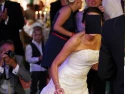 Suknia ślubna kolekcji ANNAIS model STEPHANIE