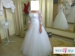 suknia słubna kopciuszek