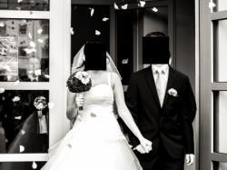 Suknia ślubna Kopciuszka