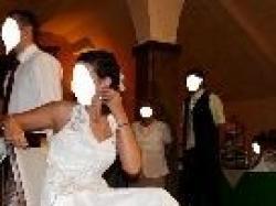 Suknia ślubna- koronka 2009