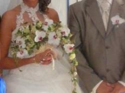 suknia ślubna+koronkowe buty+3 warstwowy 2,5 metrowy welon+delikatny diadem
