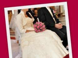 suknia ślubna kreacja żannet  38