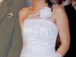 Suknia ślubna - Krosno