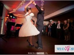 Suknia ślubna (krótka) Elizabeth Passion E-2455 rozmiar 34/36