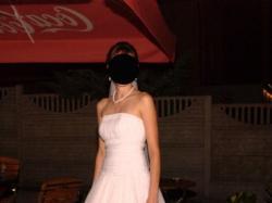 Suknia Ślubna Księżniczka Biała SUPER OKAZJA!!!