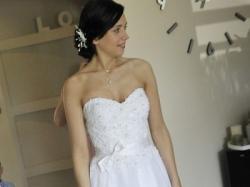 Suknia Ślubna Księżniczka Kolekcja SINCERITY 3816