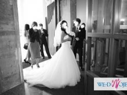 Suknia ślubna księżniczka Sincerity 3159