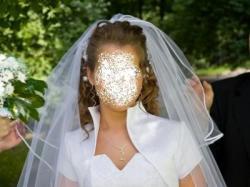 Suknia ślubna, która przyniesie Ci SZCZĘŚCIE !!