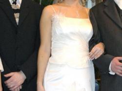 Suknia ślubna kupiona w salonie