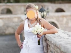 ***Suknia ślubna * LA PERLE * AVICKI * Karina***