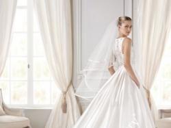 Suknia ślubna La Sposa 2015, model Eled off white