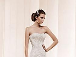 Suknia ślubna La Sposa Detalle 2011 z salonu Madonna