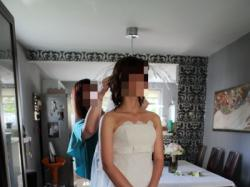 Suknia Ślubna LA SPOSA DOVER (36/38 - 170cm)