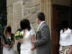 SUKNIA Ślubna La Sposa model Madeira, MADONNA