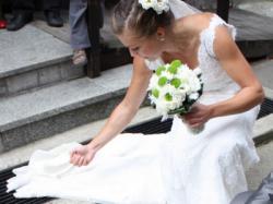 Suknia  Ślubna LA SPOSA SALA