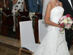 Suknia Ślubna La Sposa Sandalo roz. 34