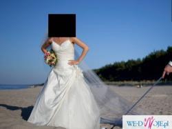 Suknia  ślubna La Sposa Sidney rozmiar 34/36