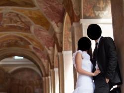 Suknia ślubna LA SPOSA SOMBRA