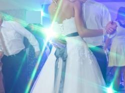 Suknia ślubna LADY IN WHITE rozm.36/38+ dodatki