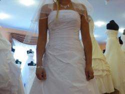 Suknia ślubna LAUREL firmy Gala - JAROSŁAW