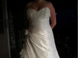 suknia ślubna - lekka i subtelna
