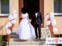 Suknia ślubna LILIAN WEST 6295 - lekko uszkodzona