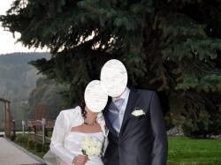 Suknia ślubna LINEA RAFAELLI rozm. 38, 168cm wzr