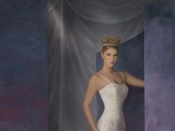 suknia ślubna Lisa Ferrera 7271