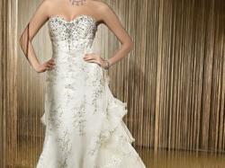 Suknia slubna Lisa Ferrera-Demetrios