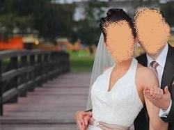 Suknia ślubna Lisa Ferrera OreaSposa l518
