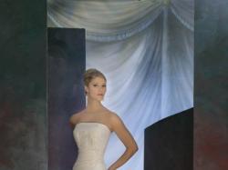 suknia ślubna LISSA FERRERA COSMOBELLA 2008 model 7274
