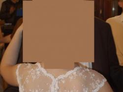 suknia ślubna LIVIA rozmiar 38 + welon + rękawiczki + podwiązka
