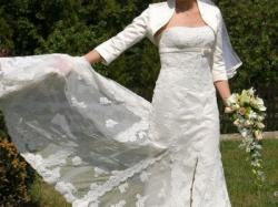 Suknia ślubna LORNA firmy Pronovias