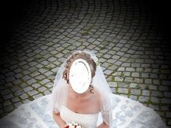 Suknia ślubna Lorna, Pronovias