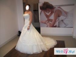 Suknia ślubna LUCCA 2011 model Tori