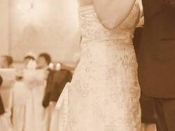 Suknia ślubna M, francuska cena sklepowa 3600