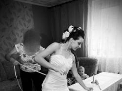 Suknia ślubna MADAME BLANCHE 36/38