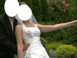 Suknia ślubna - Madame Zaręba