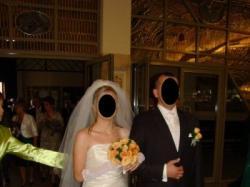 Suknia ślubna Madame Zaręba Bełchatów