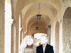 Suknia ślubna Madeline Gardner-Maxima