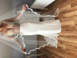 Suknia ślubna Madonna 2017