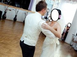Suknia ślubna MADONNA, koronka