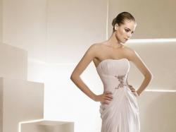 Suknia ślubna MADONNA La Sposa model SABOYA 2012, r. 38/40