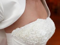 Suknia ślubna MADONNA model 3005 WHITE ONE biała