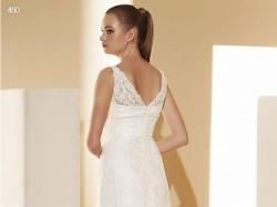 Suknia ślubna Madonna model White One 450