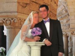 Suknia ślubna Madonna Pronovias    Nepal