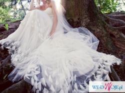 Suknia ślubna Madonna San Patrick Calais rozm. 36 + buty