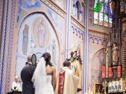 Suknia ślubna Madonna San Patrick Edimburgo 34/36 Hiszpańska